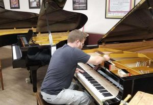 piano-tuning service near Fairfax